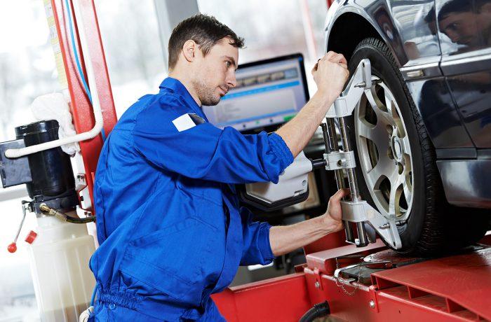 Tire Installation & Repair